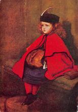 sub015221 - My First Sermon Sir John Eberett Millais Postcard