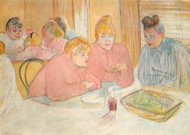 sub015251 - Henri De toulouse-Lautrec  Postcard