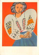 sub015265 - La blouse roumaine Matisse Postcard
