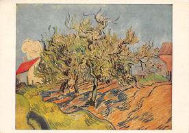 sub015269 - The Three Trees Vincent Van Gogh Postcard