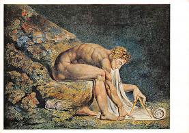 sub015303 - Newton William Blake Postcard