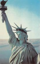 sub015347 - Statue of Liberty NY, USA Postcard