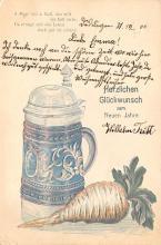 sub015381 - German Mug  Postcard
