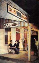 sub015465 - Typical Saloon of The Old West  Postcard