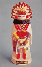 sub015483 - Hopi Indians Ezra Brooks Postcard