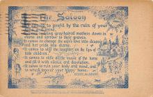 sub015517 - The Saloon  Postcard