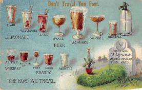 sub015521 - The Road We Travel  Postcard