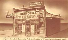 sub015555 - Jack London's Rendezvous Webster Street Oakland, California, USA Postcard