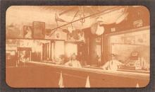 sub015585 - Old White Rabbit Saloon Lynchburg Tennessee, USA Postcard