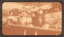 sub015587 - Old White Rabbit Saloon Lynchburg Tennessee, USA Postcard