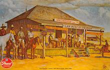 sub015597 - The Jersey Lily, San Antonio Texas, USA Judge Roy Bean Postcard
