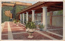 sub015619 - Distillery Offices Pergola  Postcard