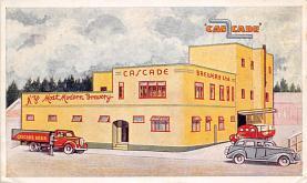 sub015623 - Cascade Brewery Cascade Beer Postcard