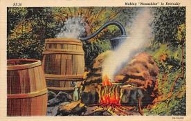 sub015635 - Mountain Dew Moonshine in Kentucky, USA Postcard