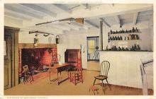 sub015675 - Tap Room at Buckman Tavern  Postcard