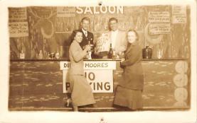 sub015697 - Saloon  Postcard