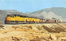 Cajon Pass CA