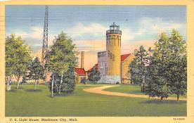 Mackinaw City MI
