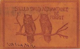 sub054007 - Novelty Post Card