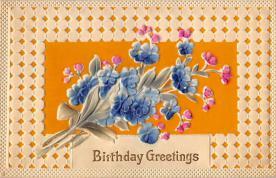 sub054011 - Novelty Post Card