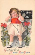 sub054105 - Children Post Card