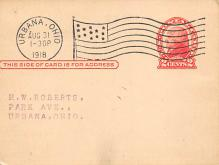 sub054265 - Postal Cards, Late 1800's Post Card