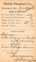 sub054307 - Postal Cards, Late 1800's Post Card