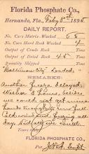 sub054335 - Postal Cards, Late 1800's Post Card