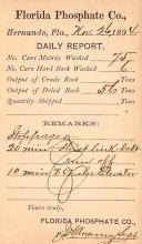 sub054353 - Postal Cards, Late 1800's Post Card
