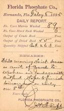 sub054359 - Postal Cards, Late 1800's Post Card