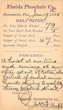 sub054373 - Postal Cards, Late 1800's Post Card