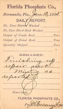 sub054379 - Postal Cards, Late 1800's Post Card