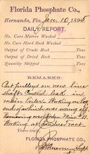 sub054385 - Postal Cards, Late 1800's Post Card