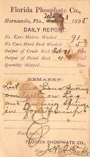 sub054391 - Postal Cards, Late 1800's Post Card