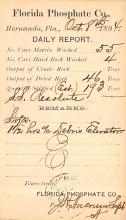 sub054497 - Postal Cards, Late 1800's Post Card
