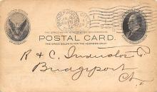 sub054513 - Postal Cards, Late 1800's Post Card