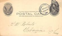 sub054553 - Postal Cards, Late 1800's Post Card