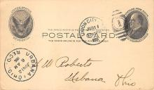 sub054557 - Postal Cards, Late 1800's Post Card
