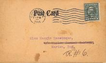 sub054559 - Postal Cards, Late 1800's Post Card
