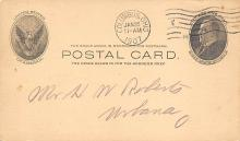 sub054691 - Postal Cards, Late 1800's Post Card
