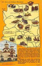 sub054877 - Maps Post Card