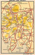 sub054887 - Maps Post Card