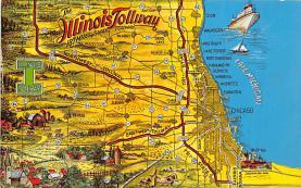 sub054903 - Maps Post Card