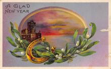 sub055463 - D.P.O. , Discontinued Post Office Post Card