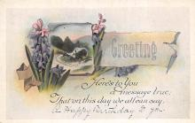 sub055473 - D.P.O. , Discontinued Post Office Post Card