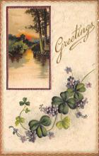 sub055657 - D.P.O. , Discontinued Post Office Post Card