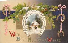 sub055661 - D.P.O. , Discontinued Post Office Post Card