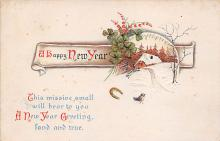sub055689 - D.P.O. , Discontinued Post Office Post Card