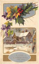 sub055825 - D.P.O. , Discontinued Post Office Post Card