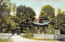 sub055837 - D.P.O. , Discontinued Post Office Post Card
